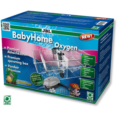 JBL BabyHome Oxygen - родилка с аерация