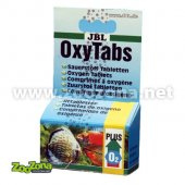 Кислородни таблетки JBL Oxy tabs, 50бр