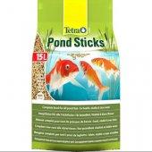 Tetra Pond Colour Sticks - пръчици за езерни риби, 15л.