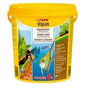 АКВАРИСТИКА | Храни | Храна за рибки Sera Vipan, 10л