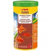 Храна за рибки Sera Goldy, 1000мл