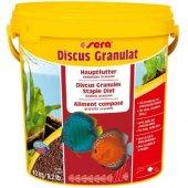 Храна за рибки Sera Discus Granulat, 10 000мл