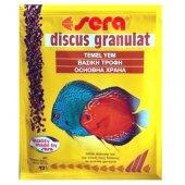 Храна за рибки Sera Discus Granulat, 12 гр