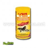 Храна за рибки Sera FD Tubifex, 100мл