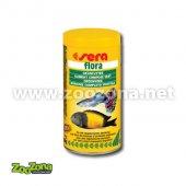 Храна за рибки Sera Flora, 10л