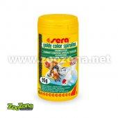 Храна за рибки Sera Goldy Color Spirulina, 250мл