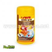 Храна за златни рибки Sera Goldy Gran, 100мл