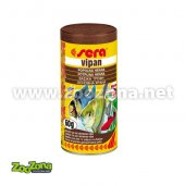 Храна за рибки Sera Vipan, 100мл