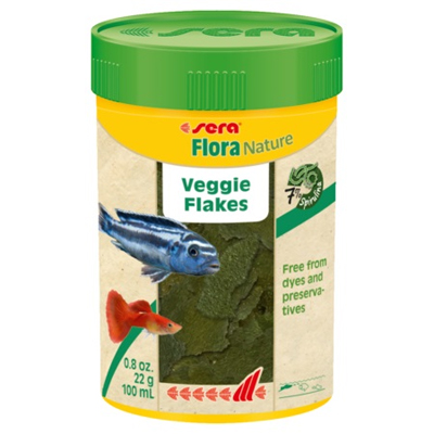 Sera Flora Nature, 100мл