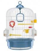 Клетка за птици Ferplast Regina White, Ф 32,5 x H 48,5 см