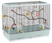 Ferplast CAGE PIANO 6 BLACK - клетка за птици, 87х46,5х70см