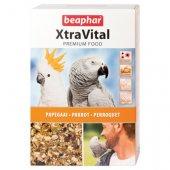 Beaphar XtraVital, храна за големи папагали