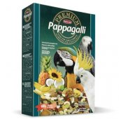 Padovan Premium Pappagalli - Плодов микс за големи папагали