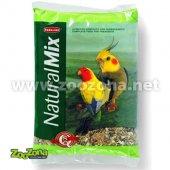 Naturalmix Parrocchetti - за средно големи папагали
