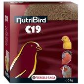 Versele Laga NutriBird C19 Breeding - Екструдирана пълноценна храна за канари и финки