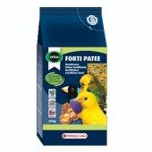 Versele Laga Forti Patee - енергийна храна за канари, финки, вълнисти и други малки папагали, обогатена с натурален мед