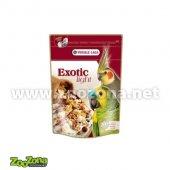 Versele Laga Exotic Light - Храна за Големи папагали с пуканки и зърна