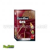 Versele Laga NutriBird G14 Original - Екструдирана храна за ежедневно хранене на средни папагали