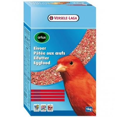 Versele Laga Eggfood dry red Canaries - суха яйчна храна за червени канари