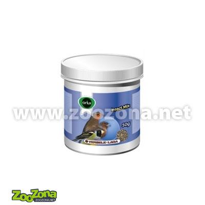 Versele Laga Insect Mix - Сушени насекоми за насекомоядни птици, 75гр