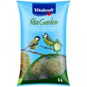 Vitakraft Vita Garden - храна за диви птици, 6 броя топки