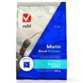 Murin Block Extreme, 300гр - Отрова за мишки и плъхове