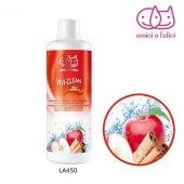 Препарат за почистване и дезинфекциране с аромат на канела и ябълка, 1л.