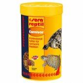Sera Reptil Carnivore - храна за месоядни, 250мл, 80гр