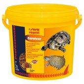 Sera Reptil Professional Carnivor - за месоядни влечуги, 3800 мл