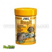 Храна за малки костенурки JBL Rugil, 100мл