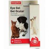 Beaphar Eye Gel, 5мл - Гел за очи за всички животни