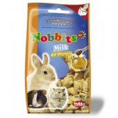 Nobby Дропс за гризачи Milk & Honey, 75гр