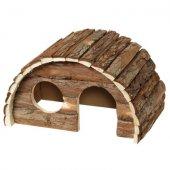 Karlie Kim Дървена къщичка за дребни животни, 15 х 9.5 х 9 см