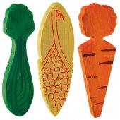 Ferplast PA 4754 - дървена играчка за зайци - 1 брой, 17см