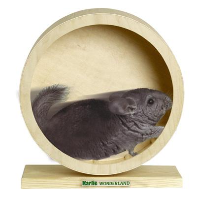 Karlie Boogie - 29см дървена въртележка