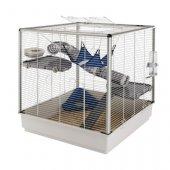 Клетка за порчета Ferplast Furet XL Grey, 75х80х86.5см
