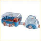 Клетка за хамстери Combi 2, 79,5x29,5x26,3 см