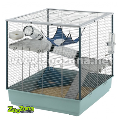 Клетка за порчета Ferplast Furet XL Grey, 75х80х86.5см