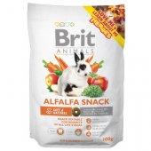 Brit Animals ALFALFA SNACK - Вкусна и здравословна закуска за гризачи