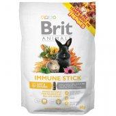 Brit Animals IMMUNE STICK, 80гр - закуска за гризачи за подпомагане на естествените имунни процеси