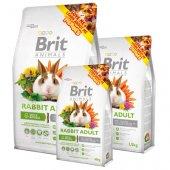 Brit Animals RABBIT ADULT Complete - храна за зайци