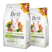 Brit Animals RABBIT JUNIOR Complete - храна за малки зайчета