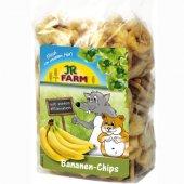 JRFarm Натурални бананови резенчета, 150гр