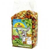 JRFarm Зеленчукови люспи, 600гр