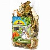 JRFarm Сушени зеленчуци за гризачи, 80гр