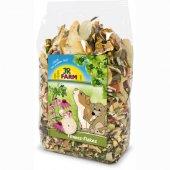 JRFarm Fitness flakes - зеленчуци и билки, 150гр