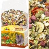 JR Farm Диетична храна за плъхове, 500гр