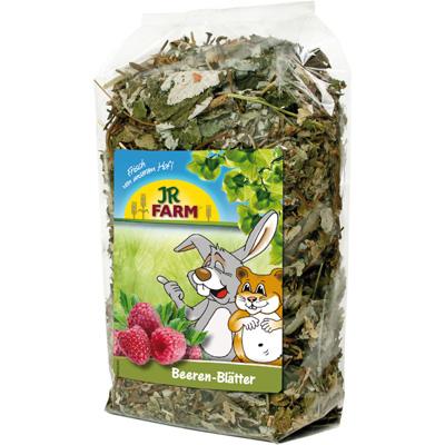 JRFarm Ягодоплодни листа за гризачи, 100гр