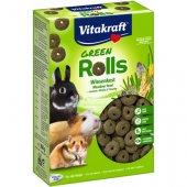 Vitakraft Green Rolls - Храна за гризачи с люцерна