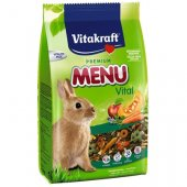 Vitakraft Premium Menu Vital - Храна за декоративни мини зайци